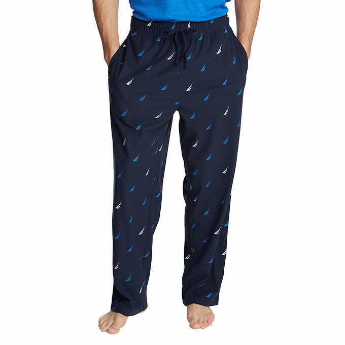 Nautica Men's Fleece Pant, 2-pack for $9.99, Free shipping