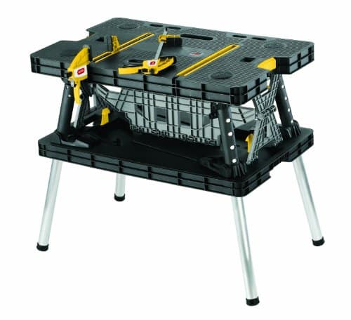 Keter Folding Work Table = $62 @ Amazon