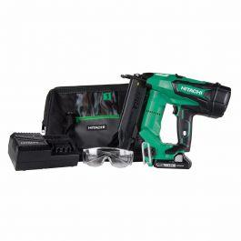 Hitachi NT1850DE 18V Brushless 18 Gauge Brad Nailer (Renewed A) $142.46; (Renewed C) $119.96 + Shipping