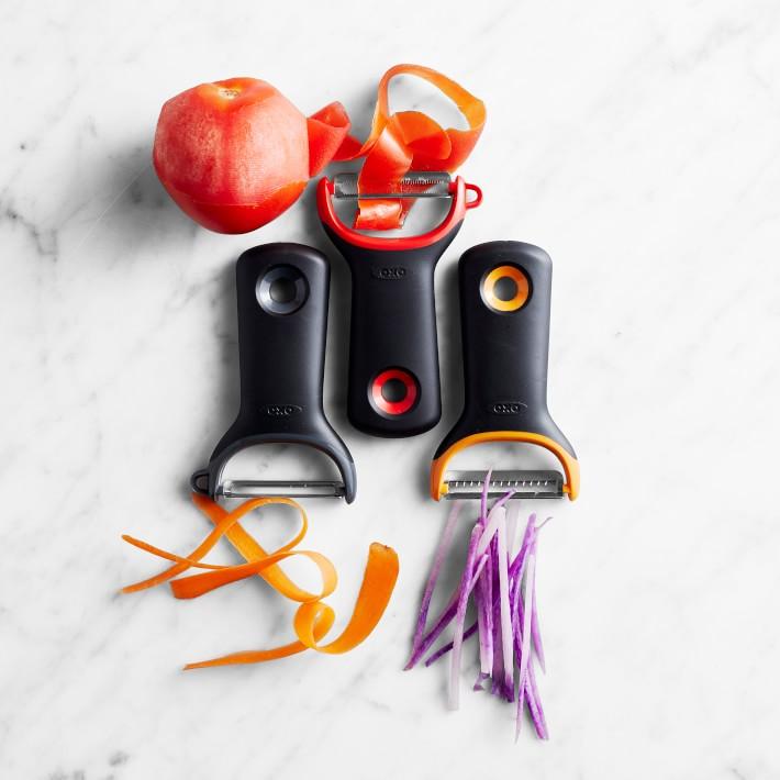 OXO Assorted Peelers, Set of 3 $8.79