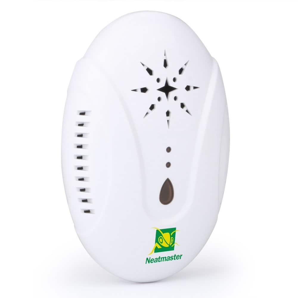 Neatmaster Ultrasonic Pest Repellent Electronic Pest Control Plug In-Pest Repeller for Insect, Mice, Roaches, Bugs, fleas, Mosquitoes $17.84 w/Prime lightning deal ends in 3 hours