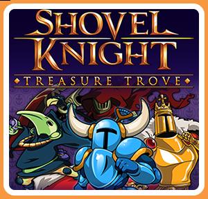 Nintendo Switch Shovel Knight: Treasure Trove 20% off.  Final Price $19.99 Nintendo Eshop Digital Download