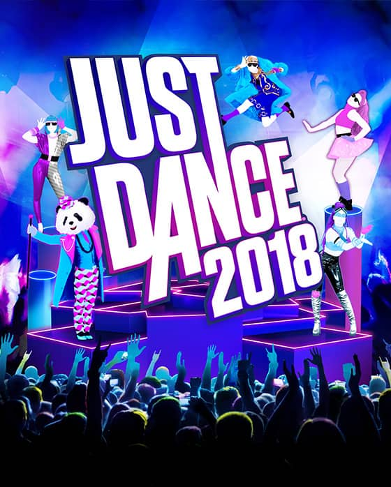 Just Dance 2018 Nintendo Switch Digital Download $35.99.  Save 40%.