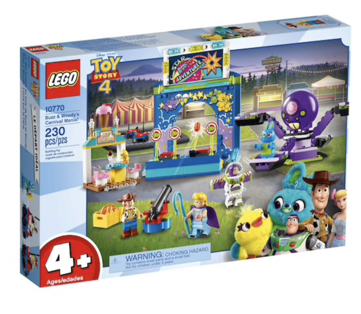 Michaels - Lego Toy Story 10769 and 10770, $49.50 free shipping, (regular 84.98)