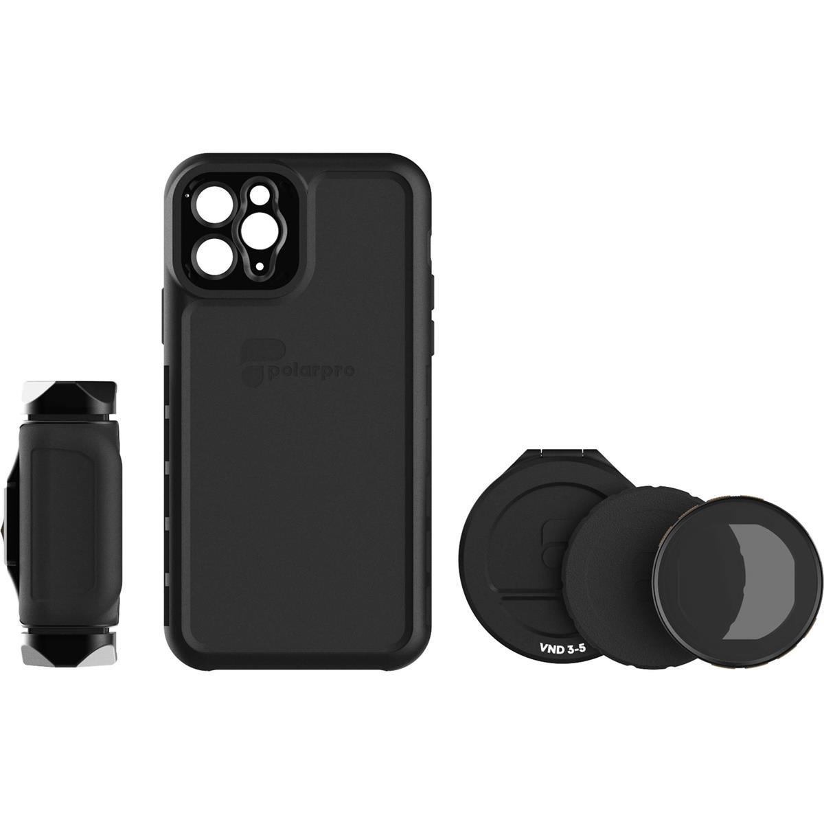 Polar Pro LiteChaser Pro Filmmaker Kit for iPhone 11 and 11 Pro  - Adorama.com $39.99