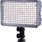 Today only Flashpoint 198 LED - Bi Color on Camera Light $50 Free expedited shipping Adorama.com