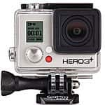 GoPro HERO3+ Silver Edition Camera Manufacturer Refurbished $180 via GoPro EBay store