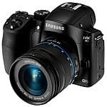 Refurbished Samsung NX30 Digital Camera with 18-55mm Lens Amazon Lightning deal $340
