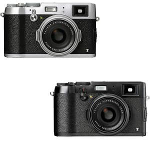 $799.99 Fujifilm X100T 16.3 MP Digital Camera (Black or Silver) - Ebay Daily Deals