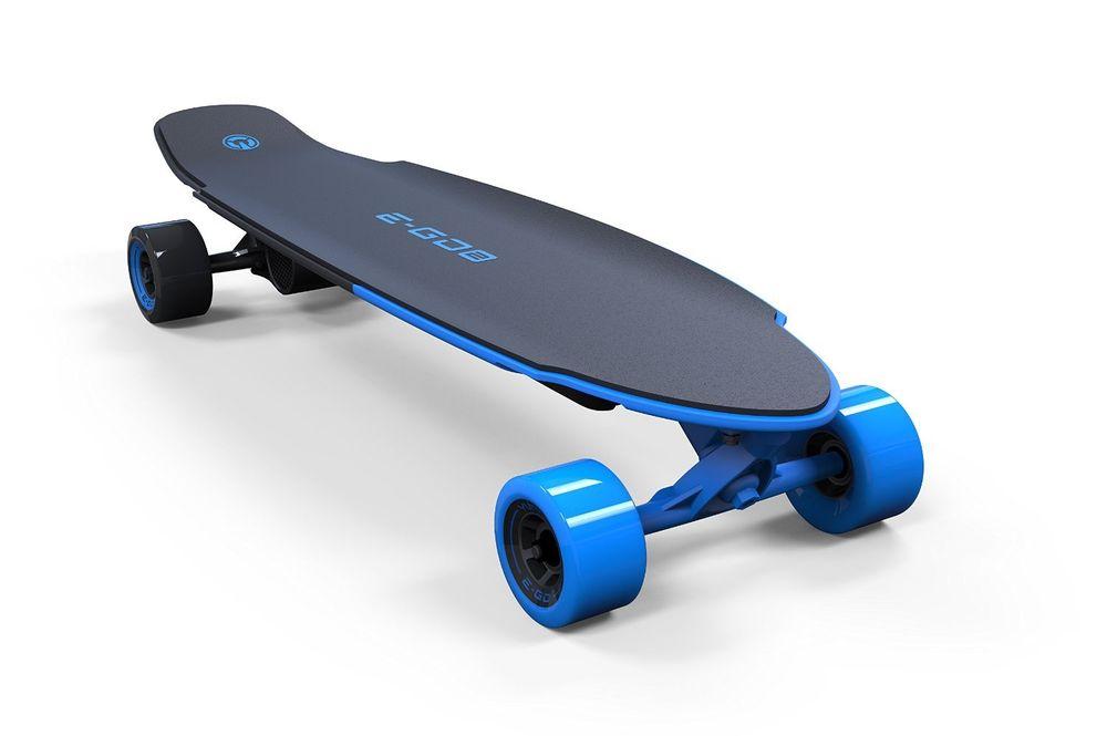 $270 Yuneec E-GO2 Electric Longboard Skateboard - Ebay