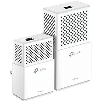 $70 TP-Link TL-WPA7510 Wi-Fi Range Extender + AV1000 Powerline Kit - Amazon