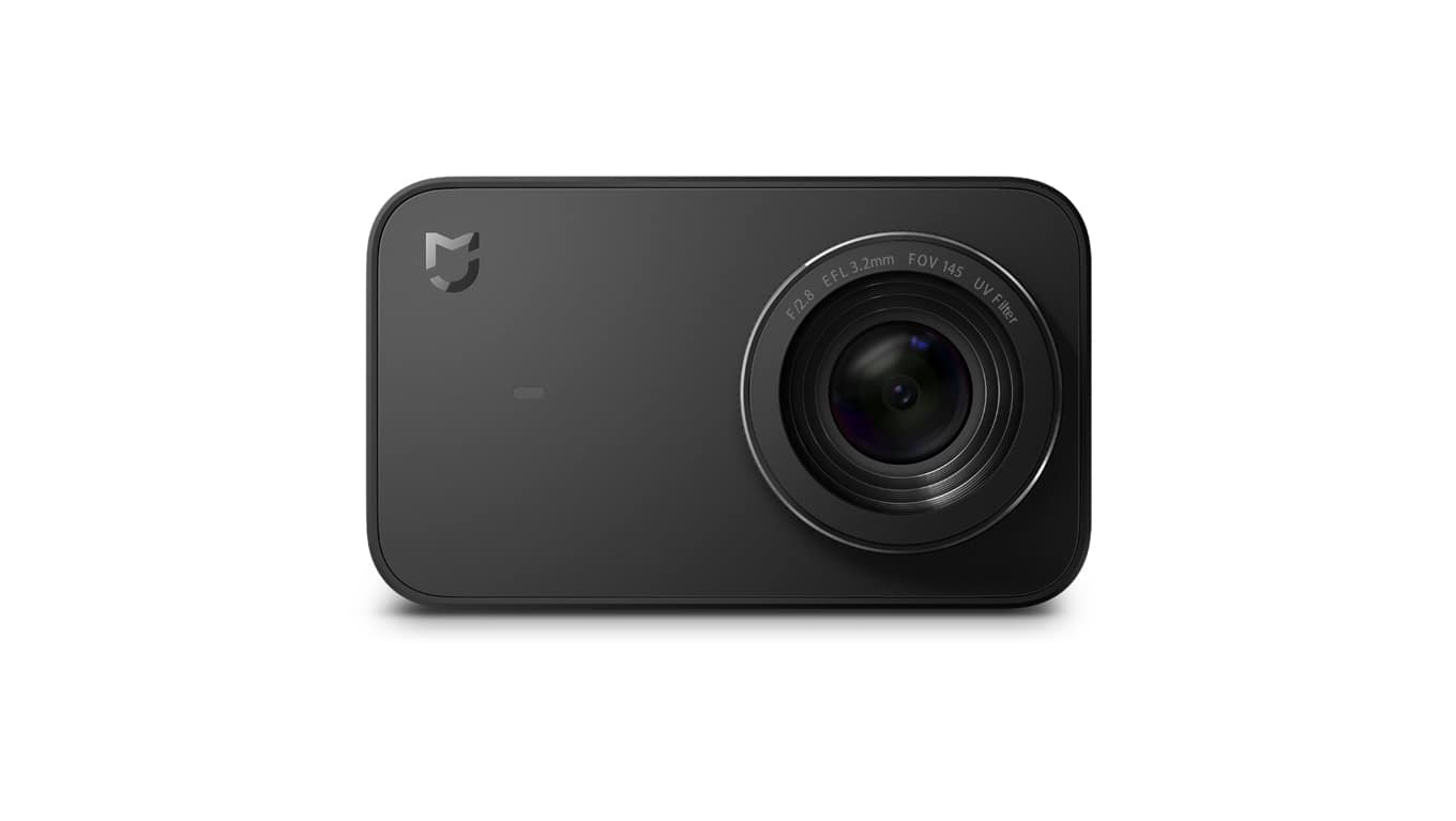 7336942b16a9  107 Xiaomi Mijia Camera Mini 4K 30fps Action Camera - Gearbest with Code   106.99