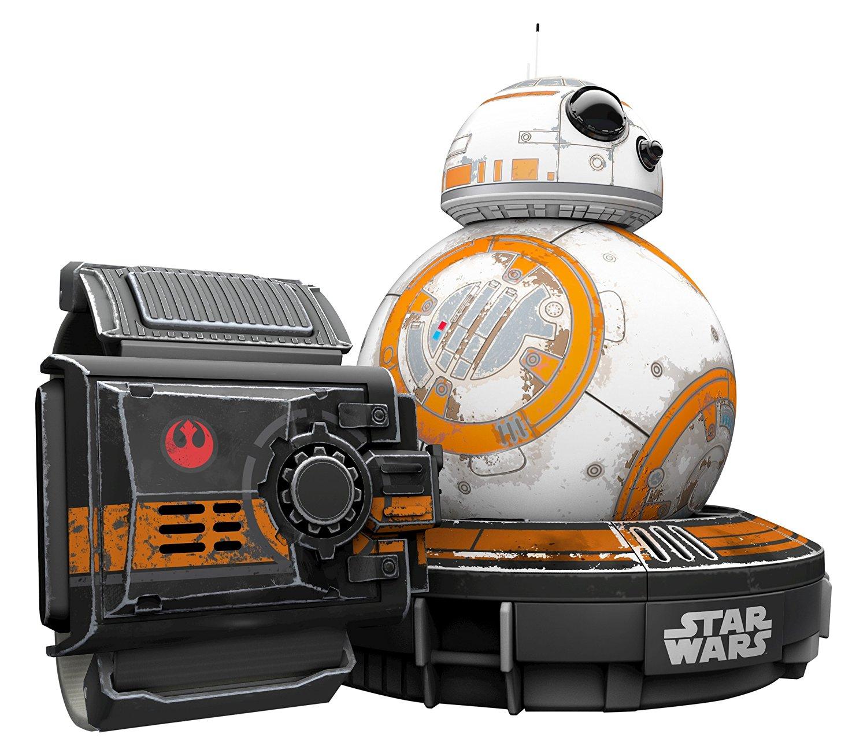 $99.50 Sphero Star Wars BB8 and Force Band Combo - ATT