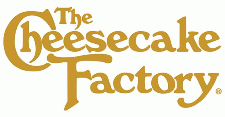 Free Slice of Cheesecake Delivered via DoorDash on 12/06/2017 - Cheesecake Factory and DoorDash