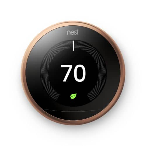 $179.99 Nest Learning Smart Thermostat 3rd Generation - Ebay