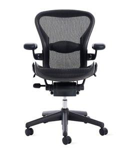 $449 Open Box Herman Miller Aeron Chair - Ebay
