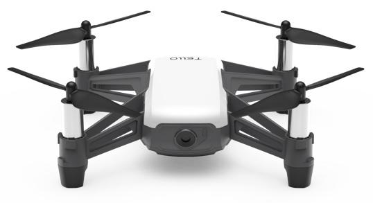 YMMV $50 DJI Tello Quadcopter Beginner Drone VR HD Video - Walmart Clearance