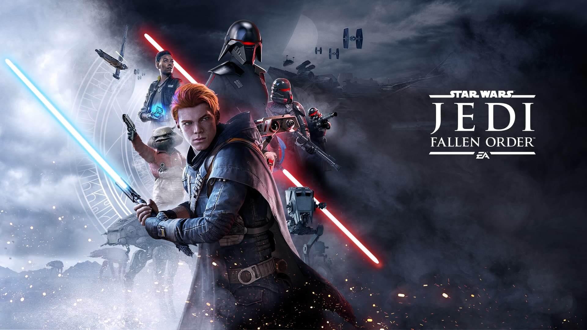 Star Wars Jedi: Fallen Order PC - Epic Games $39.79