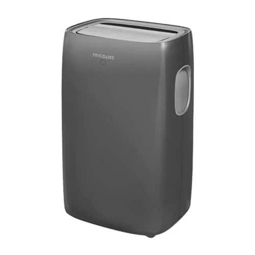 Abt: Frigidaire 14,000 BTU 115V Gray Portable Air Conditioner With Heat - FFPH1422T1 $399