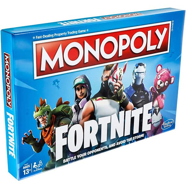 Fortnite Monopoly - On Sale + 20% off - Today Only 11/17 $12