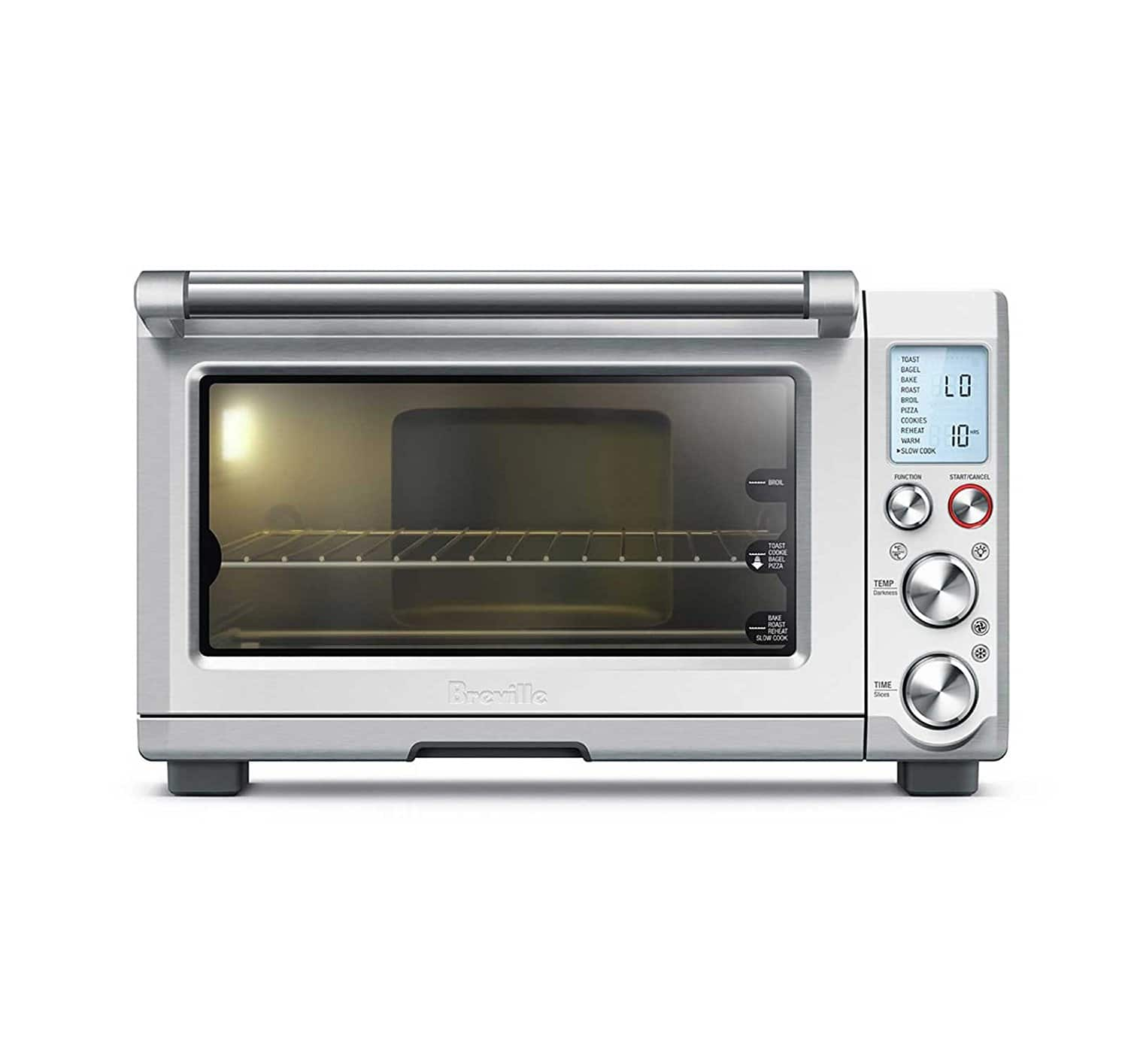 Breville BOV845BSS Smart Convection Oven Pro $172.76 YMMV