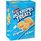 Kellogg's Rice Krispies Treats - Original - 31.20 Ounces - 40 Count For $7.98 (Add-On Item)