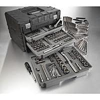 Sears Deal: 250-Piece Craftsman Mechanics Tools Set w/ 3-Drawer Case $138.96 + Free Shipping or pick-up