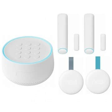 Nest Secure Alarm System $243 (2 hours left)