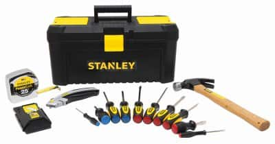 Stanley Tools STST75087 Tools and Tool Box:  $26.85 + Free Shipping via Walmart or $24.99 + Shipping from WOOT (SOLD OUT @ WOOT)