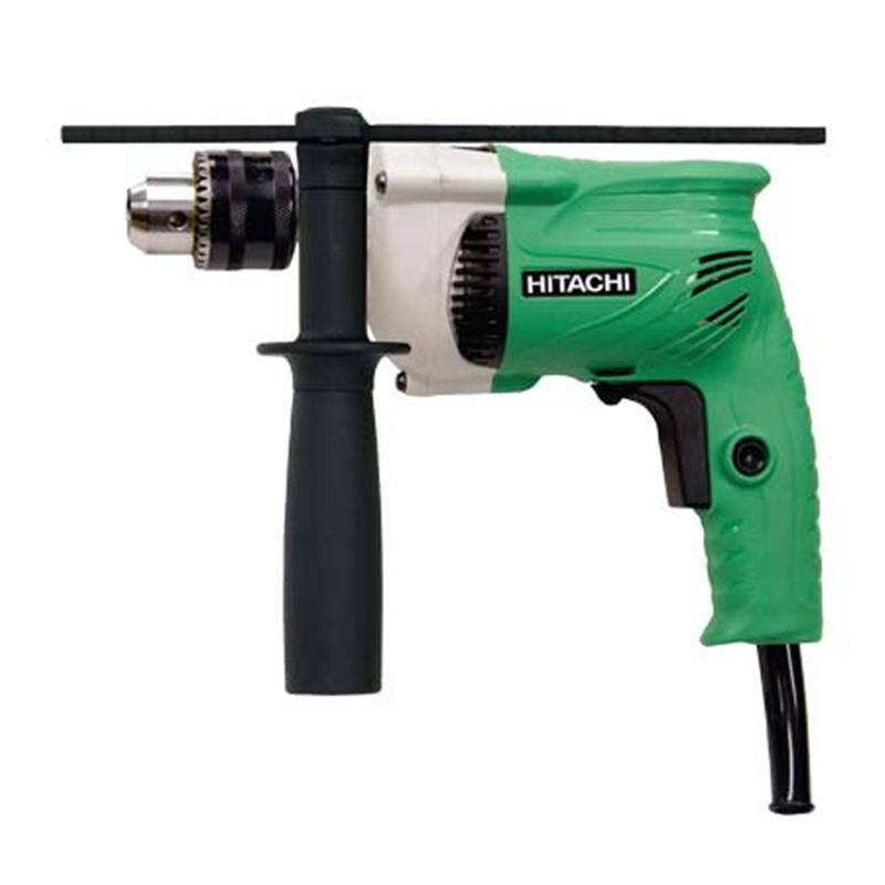 "Hitachi DV16VSS 5/8"" Hammer Drill, 5.4 Amp, VSR 2-mode -- Reconditioned GRADE A -- $19.95 + Shipping"