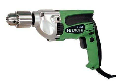 "TWO DAYS ONLY -->;   Hitachi D13VF ½"" Drill, 9.0 Amp, EVS Reversible (Reconditioned Grade A)  $31.95 + Shipping  or FREE Local Pickup in Norcross, GA"