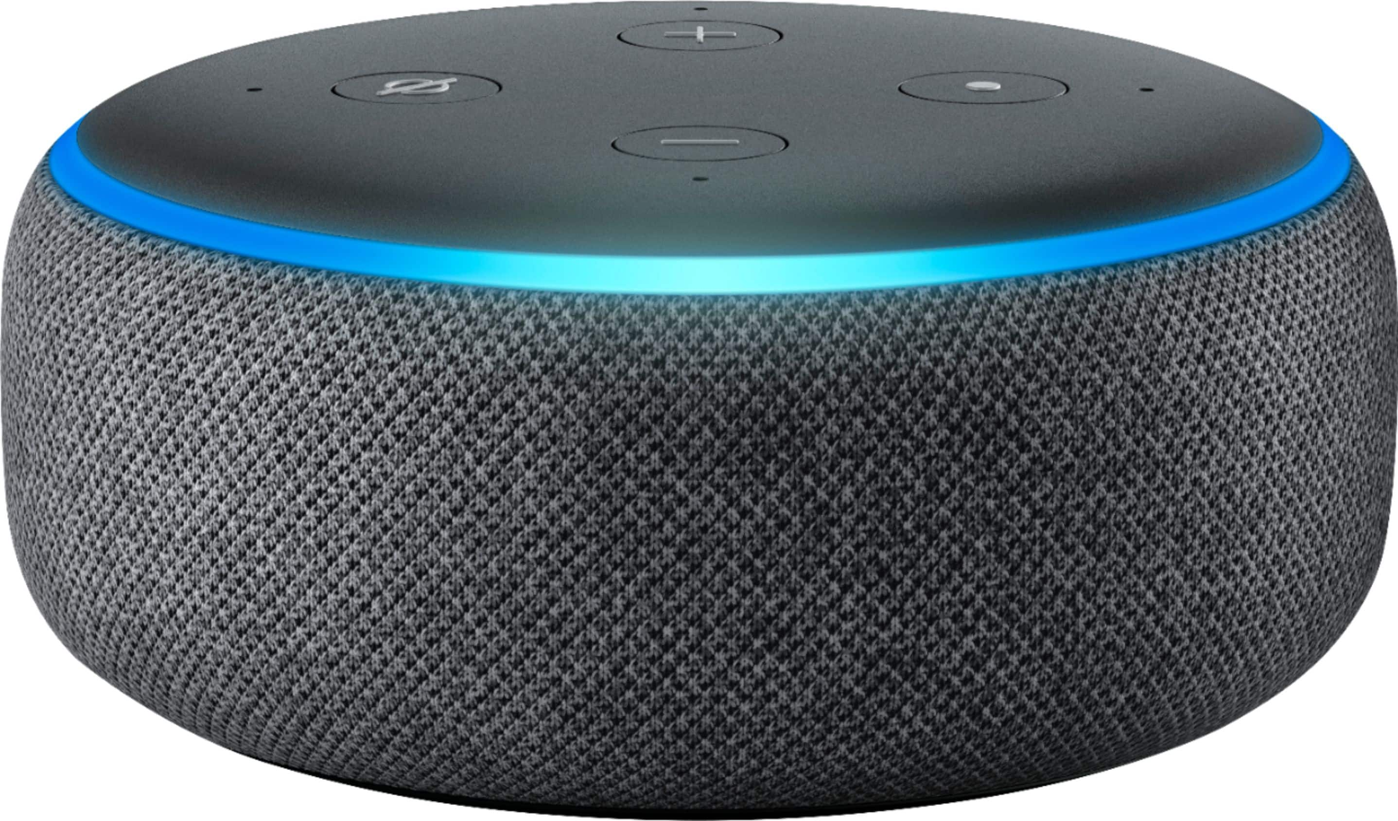FREE 3rd Gen Amazon Echo Dot for Travelers Homeowners Insurance Customers