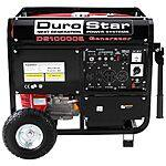 $630 or $567 with 5x ebay bucks DuroStar 10000W Portable Gas Electric Start Generator CARB/EPA Compliant DS10000E