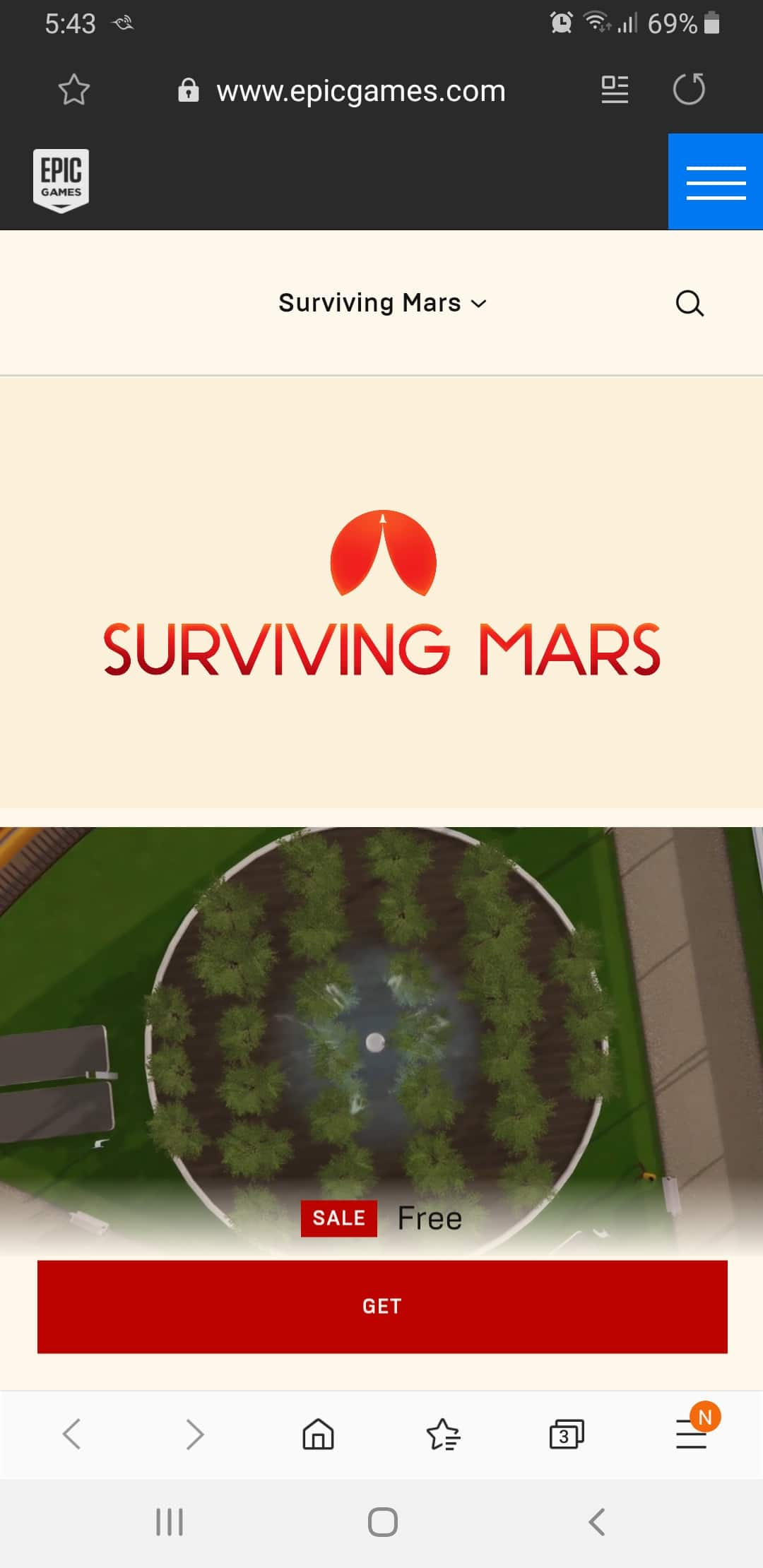 disregard already posted Surviving Mars free PC game