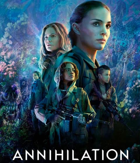 Annihilation (HDX - 1080p) Vudu to own for $4.79 - USA