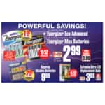 NJ NY PA CT Local *FREE* - Shoprite Energizer Max 8ct AA or AAA Battery - Free (Possible Gain $3.02) after online rebate when buy two
