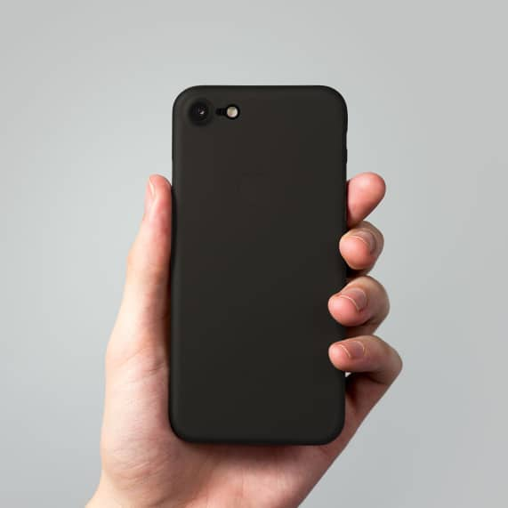 Peel - Super Thin iPhone Case for $15 (40% off) +$5 shipping (Black Only)