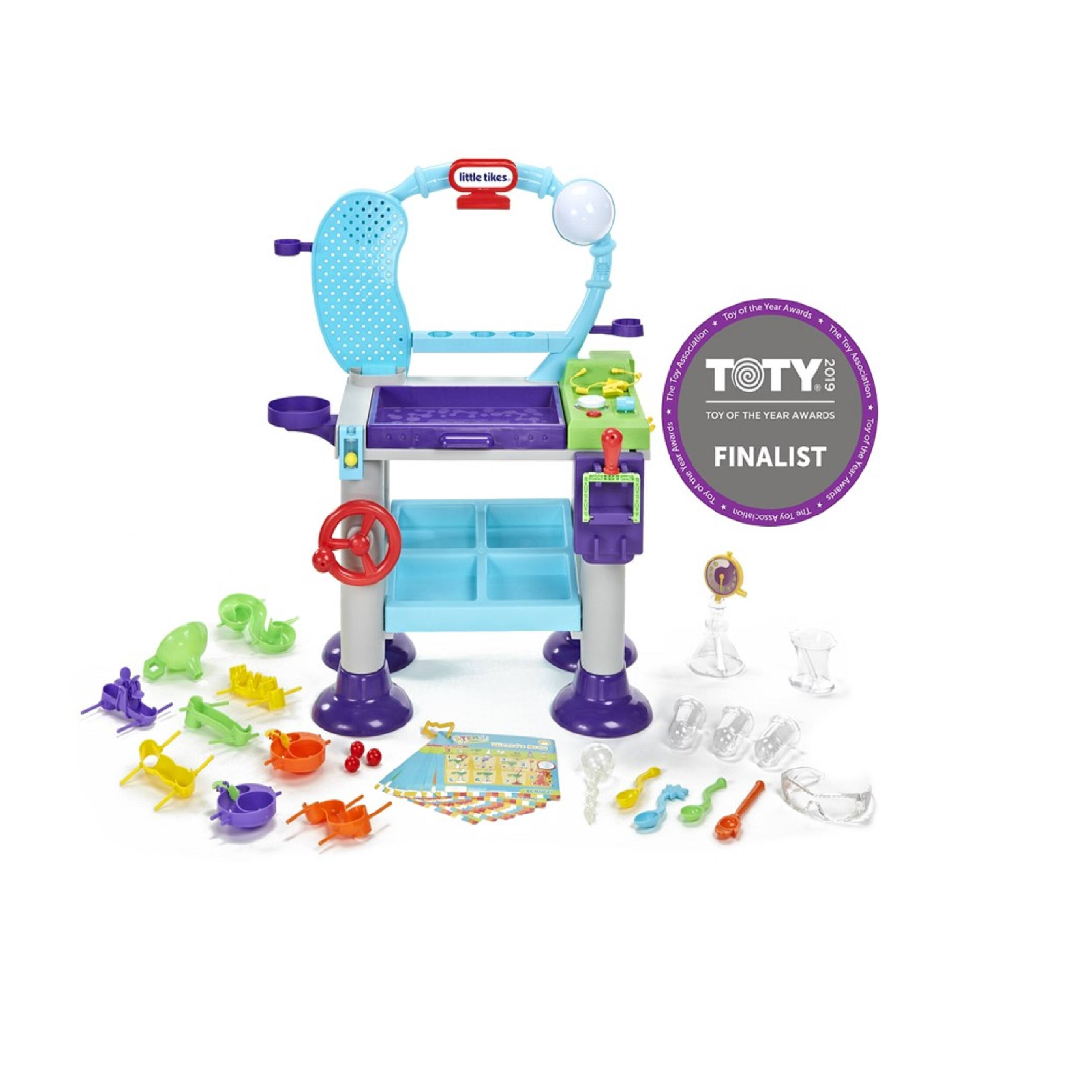 Walmart in store: Little Tikes STEM Jr. Wonder Lab Toy with Experiments for Kids 74% off for $30
