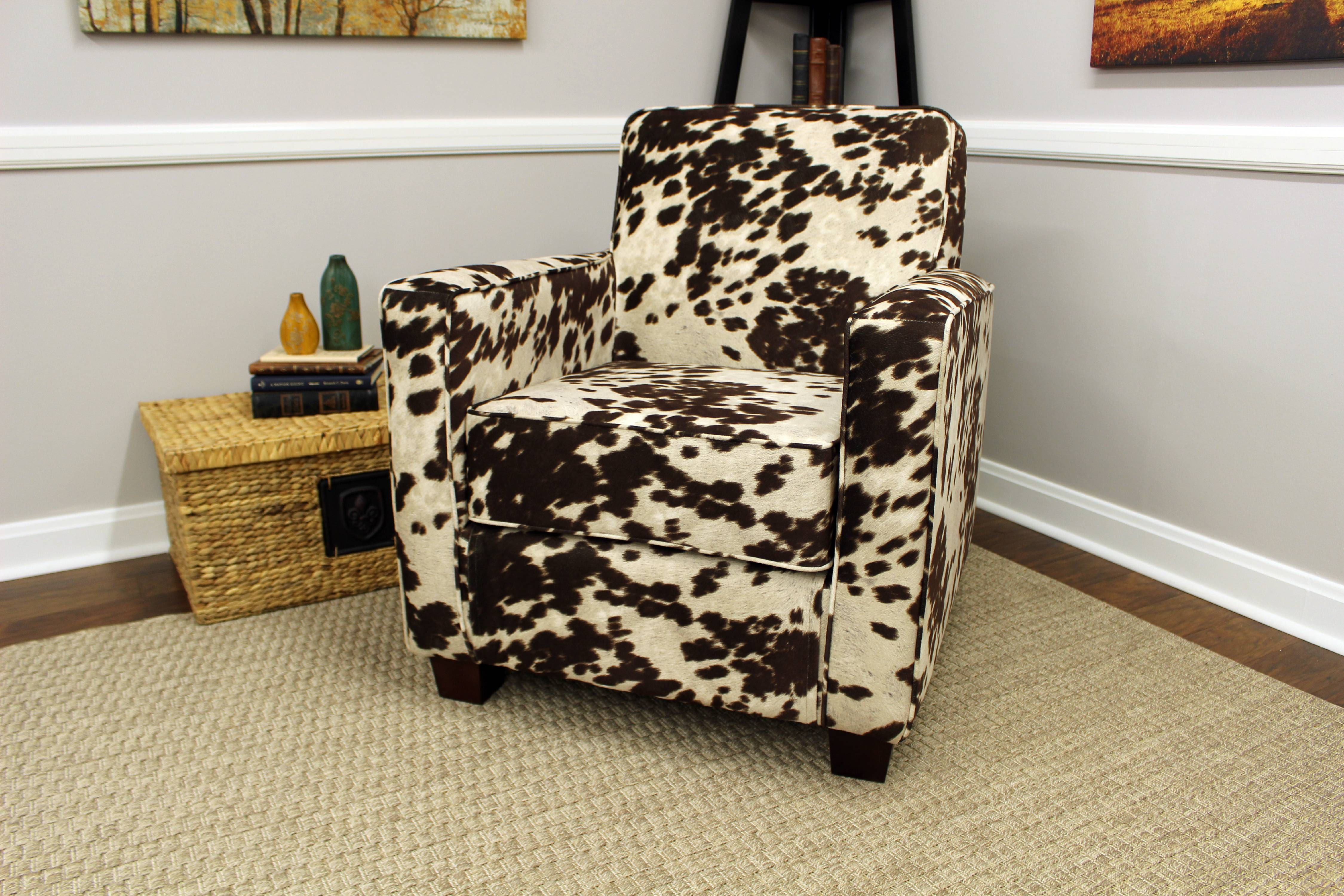 Price Mistake (or just ugly clearance): Fox Hill Johnston Trackarm Lounge Chair, $31.55
