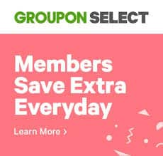 Groupon Select Day - 50% off of one Item today, Max 50$ Discount