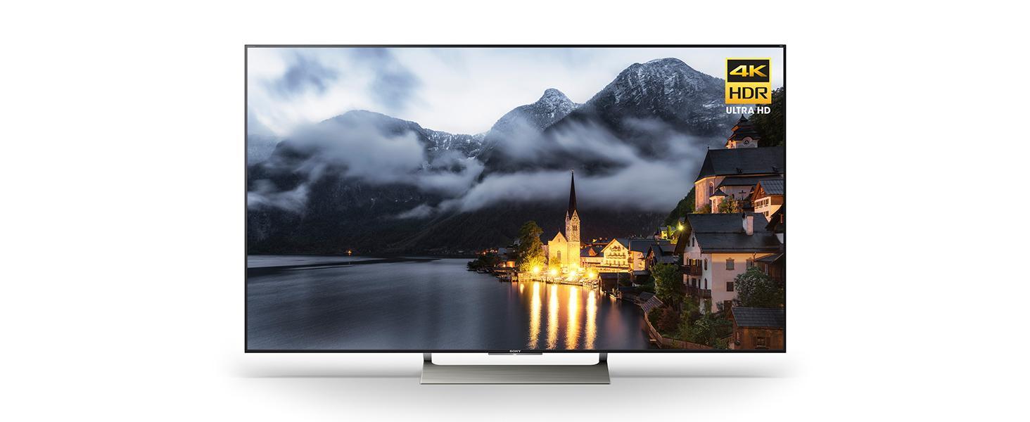 Sony XBR55X900E 55-Inch 4K Ultra HD Smart LED TV (2017 Model) - $1,298