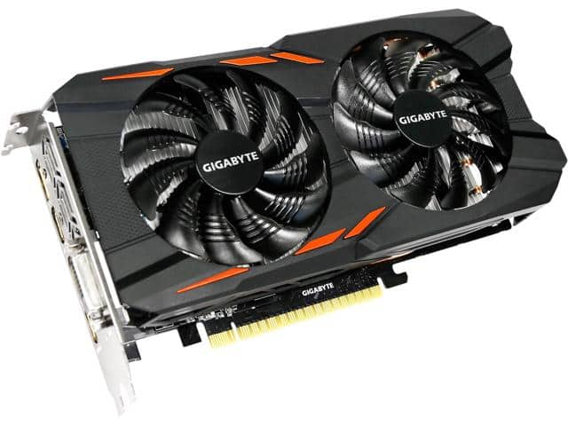 GIGABYTE GeForce GTX 1050 Ti $149.99 48 hours only