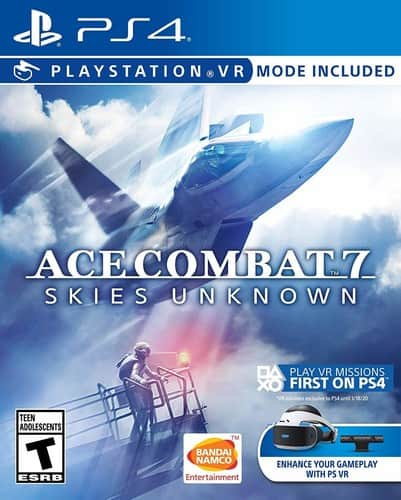Ace Combat 7: Skies Unknown (PS4 or Xbox One) $29.99 + Free Shipping at DeepDiscount.com