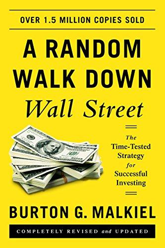 Random Walk Down Wall Street Kindle Edition $2.99 on Amazon