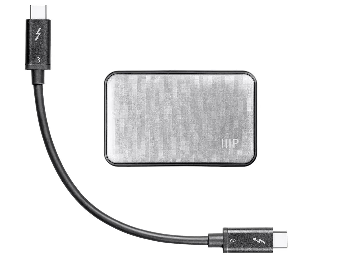 Monoprice Thunderbolt 3 Mobile Dual DisplayPort Output Micro Adapter ($39.56, listed price $89.99), 4K@60Hz (usb-c) $39.57 w/ free shipping promotion