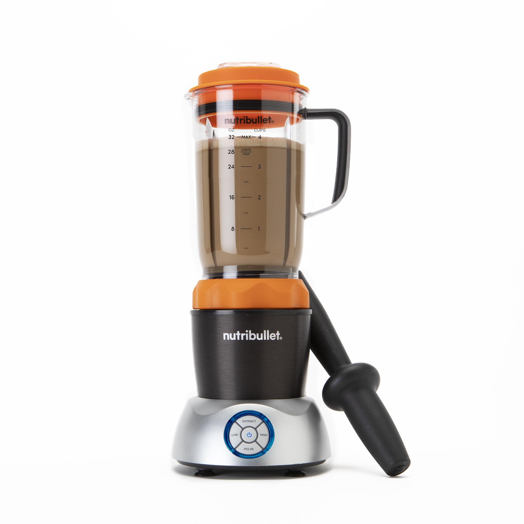 Nutribullet Select Blender, Orange, 1000W Cold or Hot Blender $24.75 @ Walmart YMMV B&M Clearance