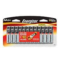 Home Depot Deal: Energizer max 24pk AA batteries $3.53 at Home Depot B&M clearance YMMV