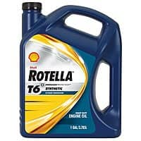 Walmart Deal: Shell Rotella T6 Full Synthetic 5W-40 Motor Oil, 1 gal $14.57+tax AR @ Walmart online and B&M starting March 1st, 2015