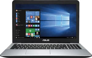 "Asus X555 Laptop: Intel Core i3-5020U, 15.6"" LED, 4GB/1TB, DVDRW, Win 10 $269.99 + Free Shipping / Free Store Pickup @ Best Buy"