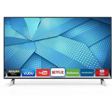"43"" Vizio M43-C1 4K Ultra HD 120Hz LED Smart HDTV (Refurbished) $299.99 + Free Shipping / Free Store Pickup @ Walmart"